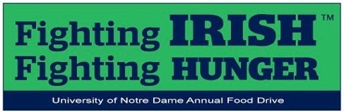 Fighting Irish Fighting Hunger